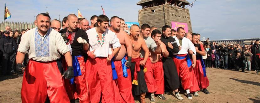 Козацький Спас - Фестиваль у Парку Київська Русь