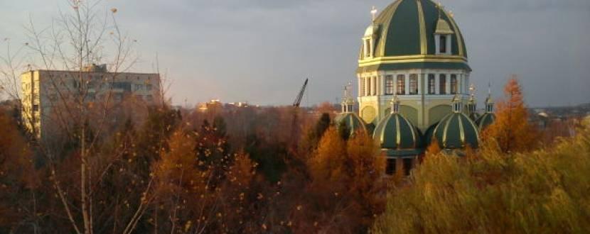 Різдвяний розпорядок богослужінь в храмі Святих Володимира і Ольги