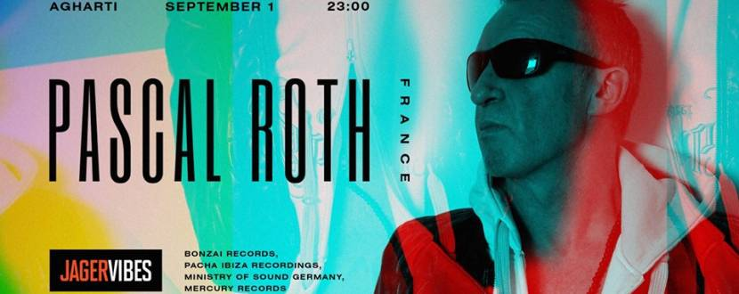 Концерт Pascal Roth