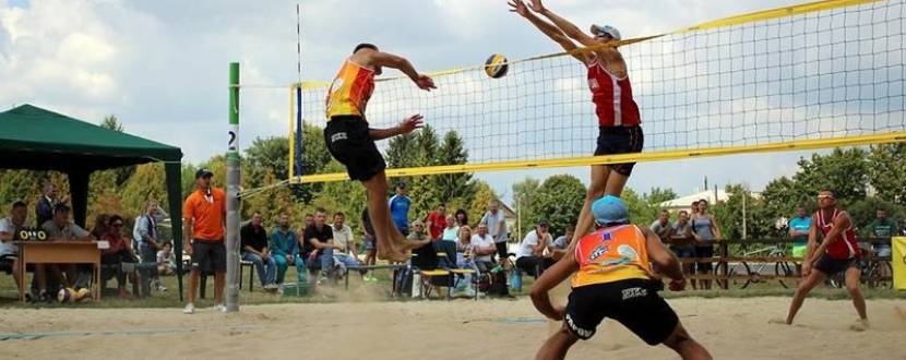 Відкритий Кубок міста з пляжного волейболу