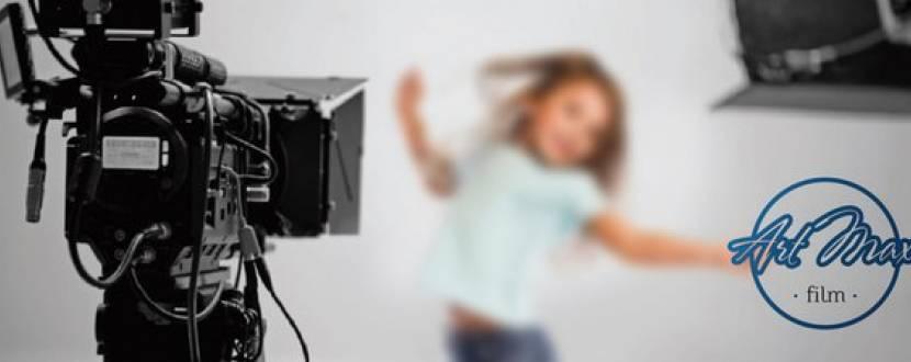 Старт курса «Дети - киноактеры»