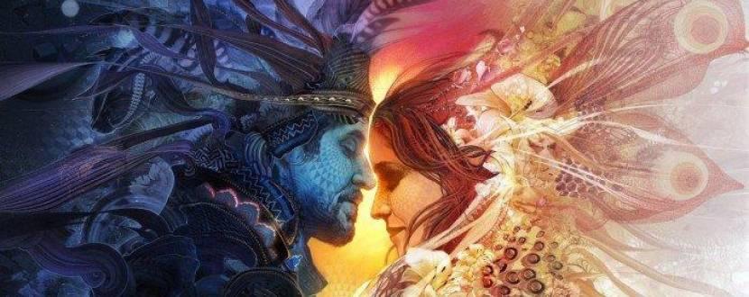 Семинар «Глубинная живопись: Анима и Анимус – отношения мужчины и женщины»