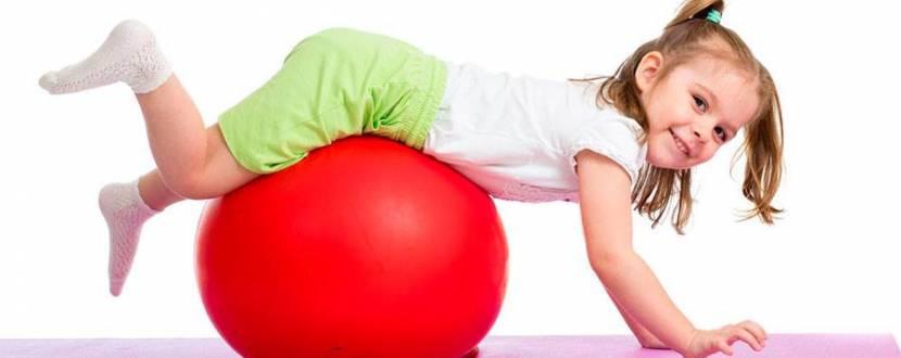 Беби-фитнес для детей 2,5-4 лет