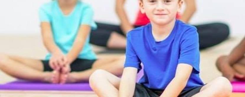 Беби-фитнес для детей 2-3 лет