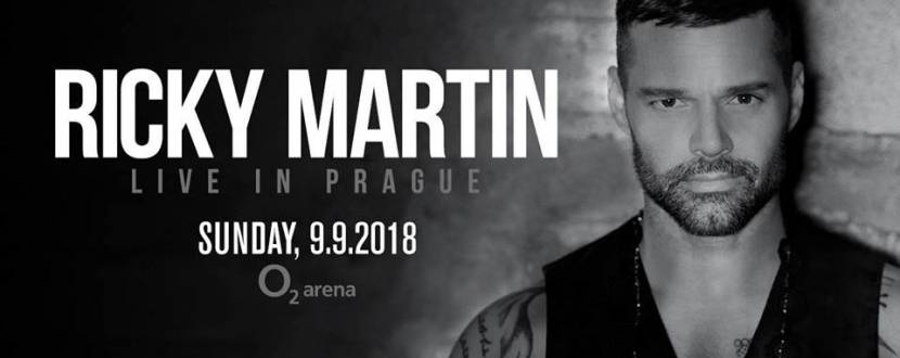 Авиатур в Прагу на концерт Ricky Martin