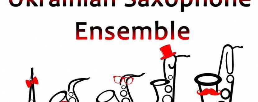 Ukrainian Saxophone Ensemble