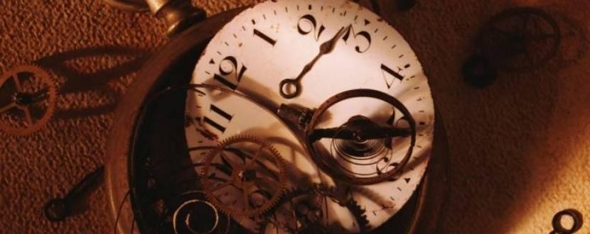 Прохождение квест-комнаты «Ловушка времени»