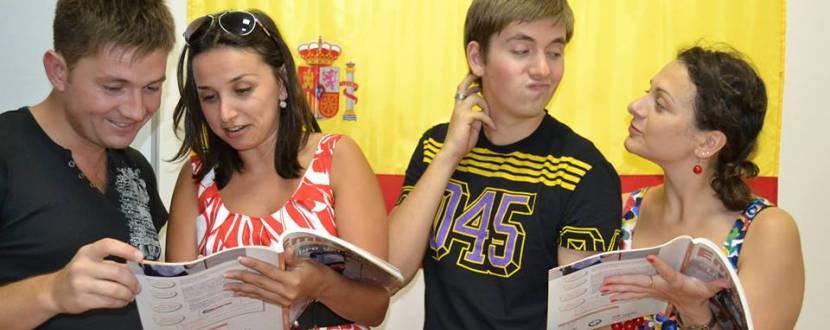 Курсы Испанского языка (А2, B1, B2) средний уровень