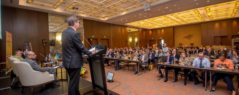 BLACK SEA OIL TRADE-2018 - Міжнародна конференція