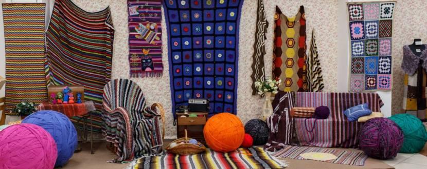 Тепла осінь - Всеукраїнська виставка в'язання