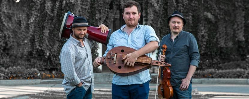 Концерт группы Kyiv Ethno Trio