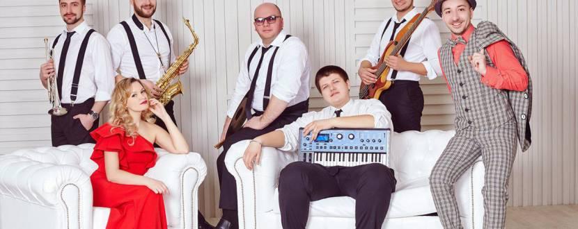 Besame mucho - Концерт колективу Franckyjazz