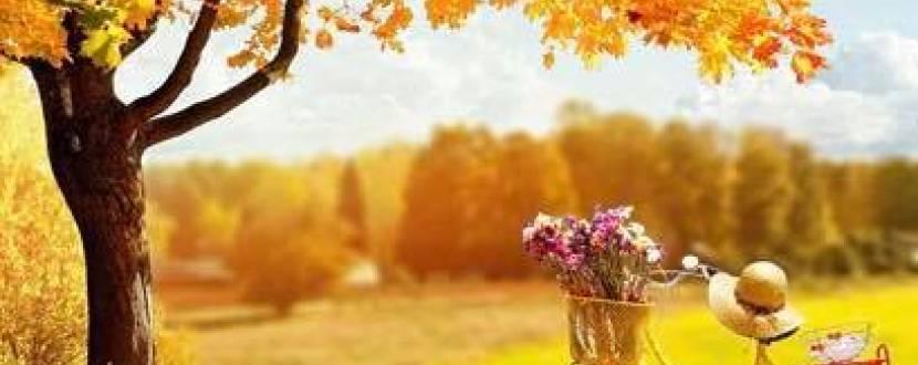 Художественные занятия «Осень-очей очарованье»