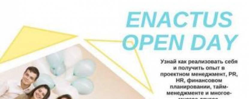 Enactus Open Day