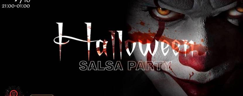 Halloween SALSA PARTY