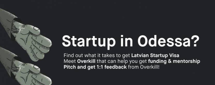 Magnetic Latvia Startup and Overkill Coming to Odessa!