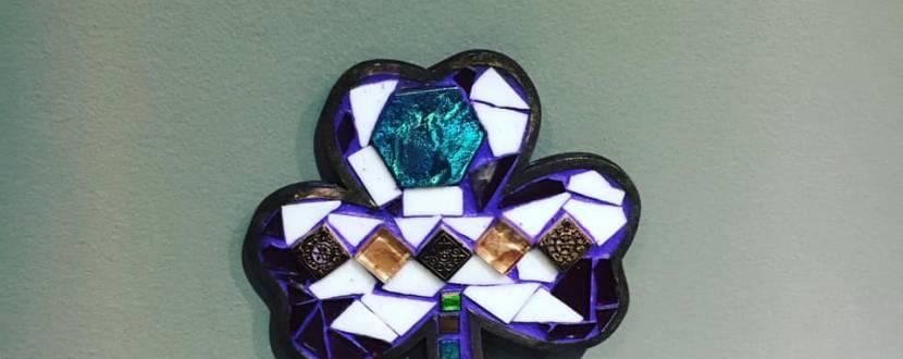 Создание своего декора из мозаики