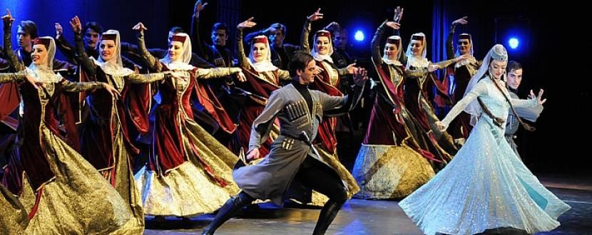 Ансамбль танцю Грузії BATUMI у Києві