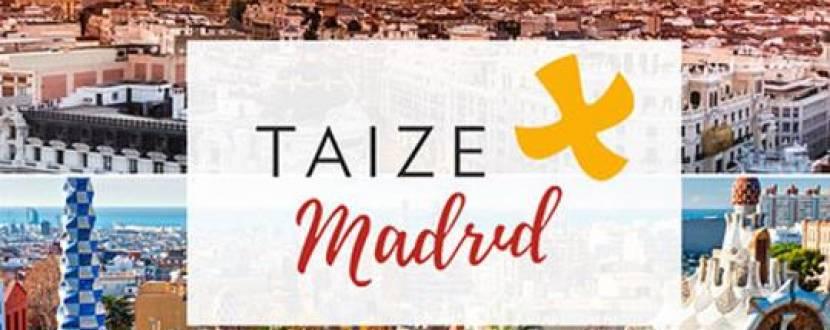 Новий рік у Мадриді - Taize Madrid 2018