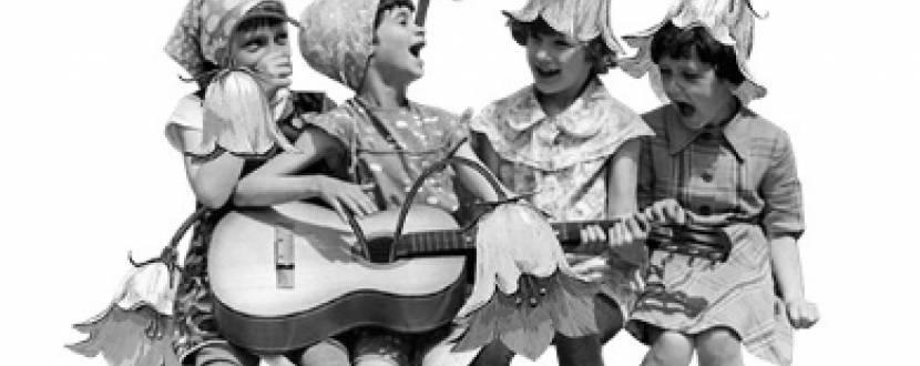 Концерт детского хора «Детские песни про дружбу, счастье и добро»