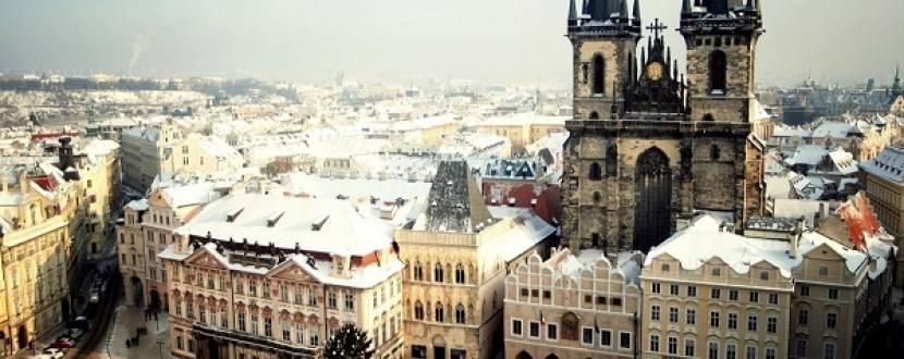 Новогодняя Прага-2019