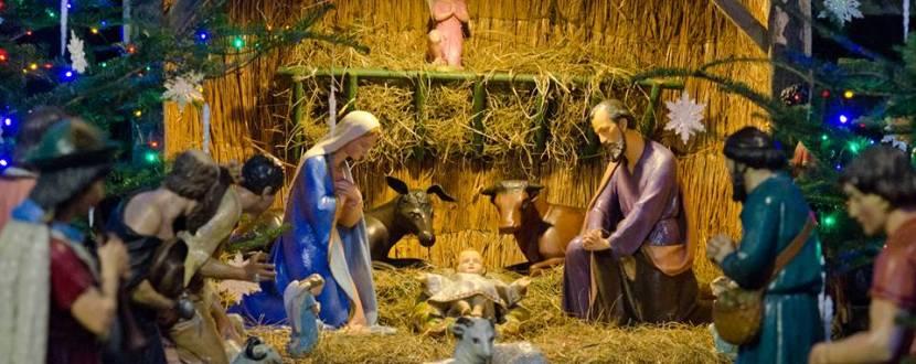 Конкурс на кращий макет Різдвяної шопки
