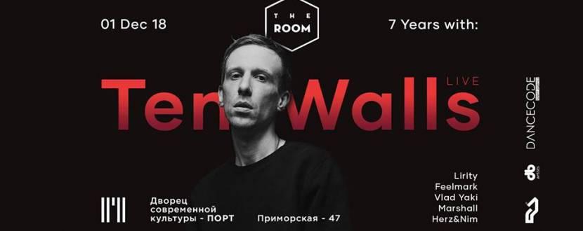Концерт Ten Walls