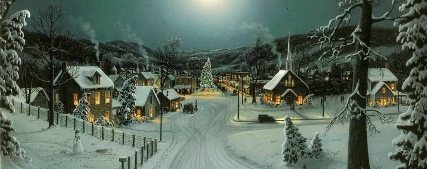 Ледовое шоу «Ночь накануне Рождества»