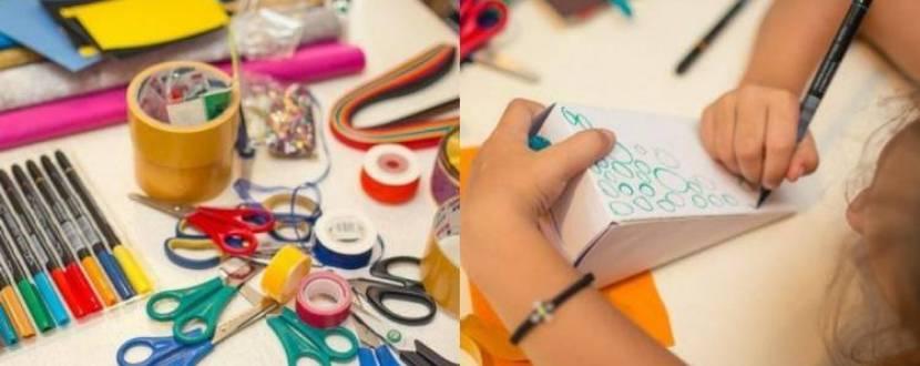 Творчество для детей 5+ лет