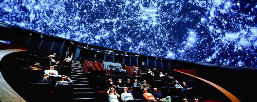 Таємниця темної матерії і Світло - Повнокупольний фільм