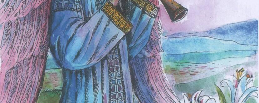 Благовіст - Виставка робіт Олександри Бахіної