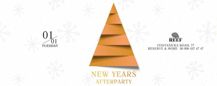 Вечеринка New Year's Afterparty