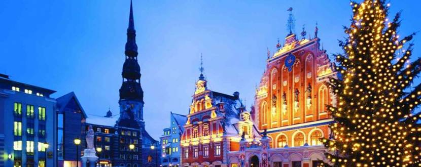 ТУР на Новый 2019 год «Прага - Краков - Дрезден»