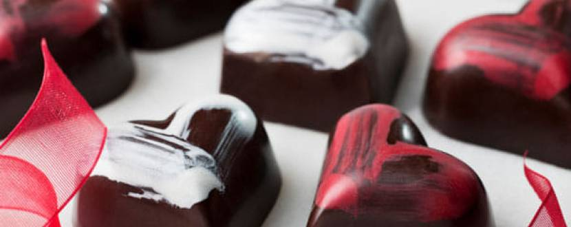 Мастер-класс «Шоколад и шоколадные конфеты»