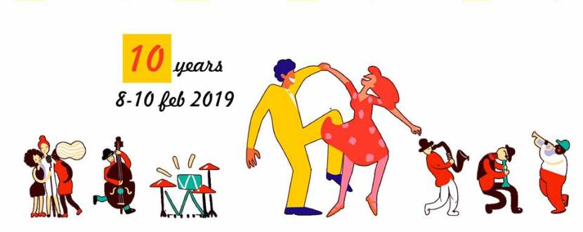 Вечеринка в честь Дня рождения Odessa SwingDance Society