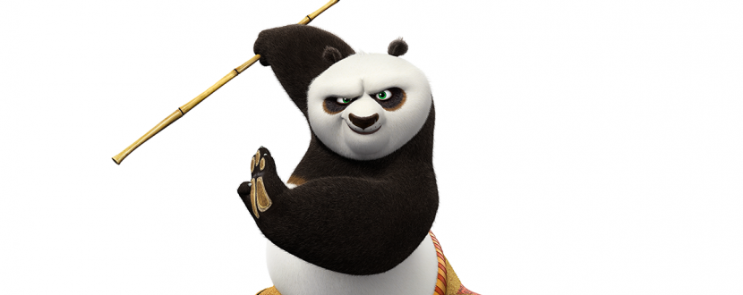 Благодійна вистава «Панда Кунг-фу»