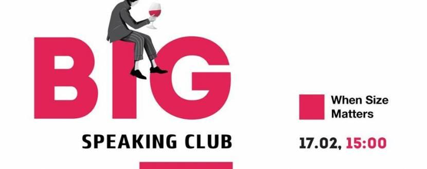 Big Speaking Club