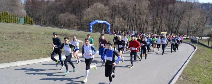 Феофаніївські гірки - Гірський пробіг