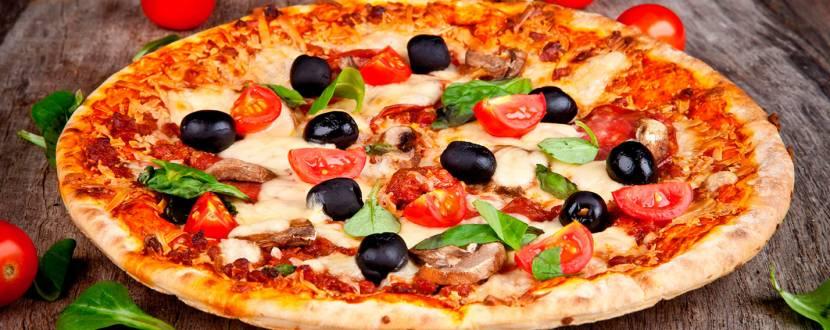 Майстер-клас з приготування піци