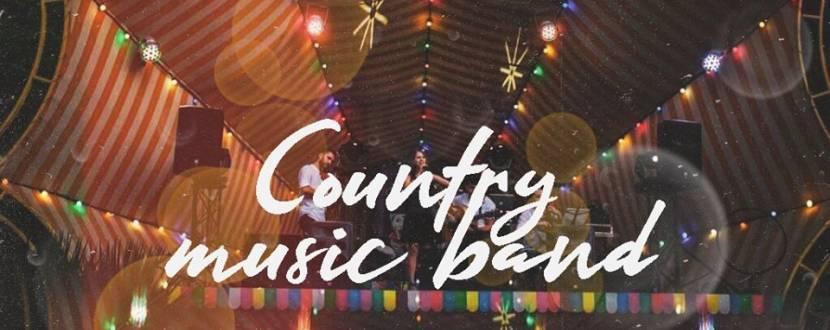Концерт Country music band