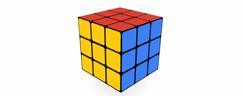 Майстер клас із складання кубика рубика
