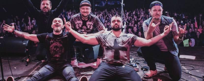 Мотор'ролла з концертом у Києві