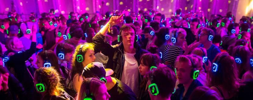 "Тиха вечірка ""Good Silent Party"""