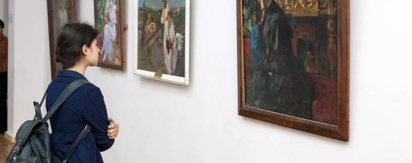 Виставка творів живопису Ігоря Воропая