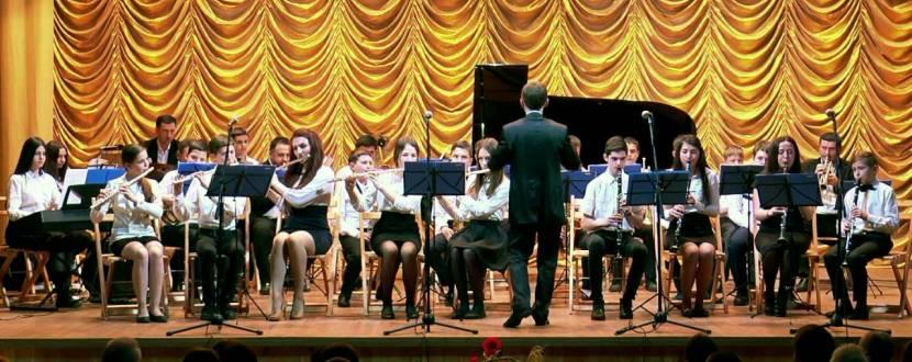 Звітний концерт Житомирського музичного училища