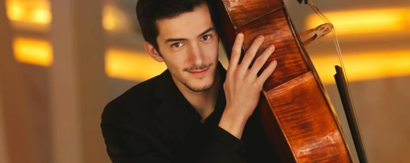 Bruno Delepelaire з єдиним концертом у Львові