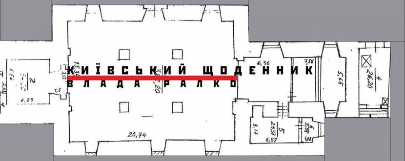 Київський щоденник - Виставка Влади Ралко
