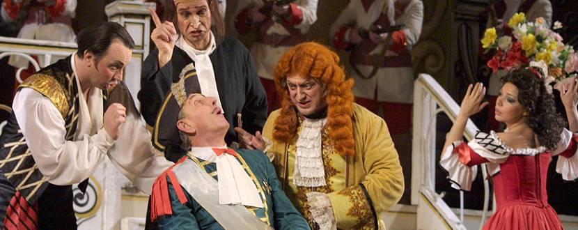 Опера «Севильский цирюльник»