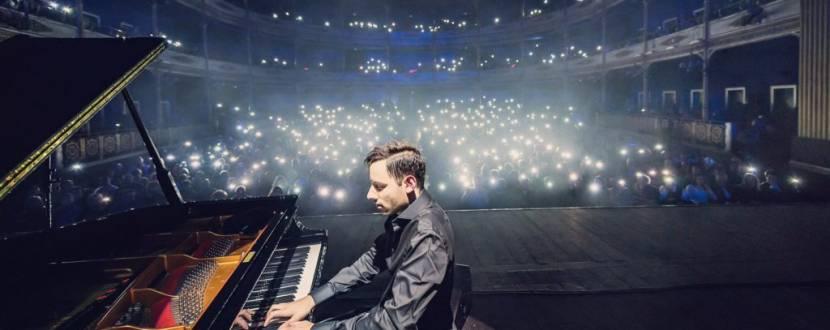 Піаніст-віртуоз Peter Bence у Львові