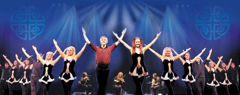 Танцевальное шоу Celtic Legends